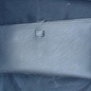 SALE Vintage Coach Leather Billfold