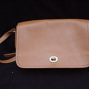 SALE Vintage Coach Handbag