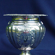 1875 Silverplated Vessel, P.B. & P. Co.