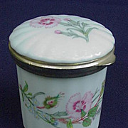 Aynsley Wild Tudor Bone China Box