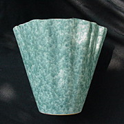 Roseville Pottery Capri Line, Matte Finish Planter, 1950s
