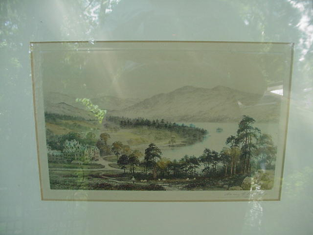 Henry George Walker, British Etching, Loch Lomond