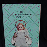 Madame Alexander &quot;Little Dolls Vol. I&quot; Reference Book, 1st Ed. 1976