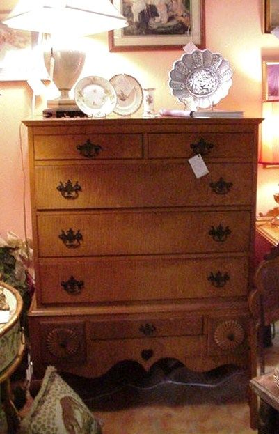 Vintage Chest, White Furniture Company, Mebane N.C.