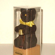 Vintage Max Factor Honey Bear with Hypnotique Perfume