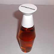 Vintage Max Factor Hypnotique Parfum Cologne 2 oz Bottle