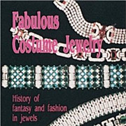 SALE Fabulous Costume Jewelry: History of Fantasy and Fashion in Jewels [Hardcover] Vivienne .
