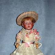 13� K*R 101 Marie ~ German Character Doll