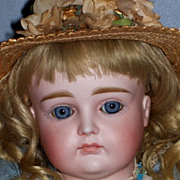 16� Kestner XI ~ Antique Clothes ~ Original Wig ~ Breathtaking!