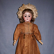 23.5� SH 719 DEP ~ Sweet Antique Costume