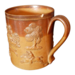 Doulton Lambeth Salt Glaze XL Mug-Tankard