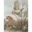 Maynard Reece Signed Limited Edition Print & Stamp-Bobwhite Quail