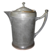 Antique Steam Coffeepot Holder & Insert