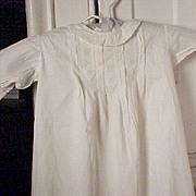 REDUCED Victorian Baby Gown or  For A Baby Doll