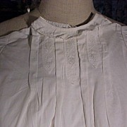 REDUCED Victorian Baby Gown