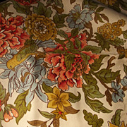 Vintage Waverly Fabric