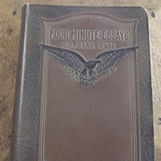 Partial Set of &quot;Four Minute Essays&quot;