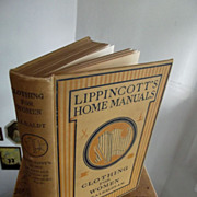 Clothing For Women Lippencott's Home Manuals
