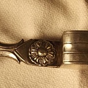 REDUCED Early Hallmarked Candle Snuffer