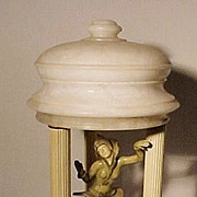 Fabulous Art Deco Dancing Girl Lamp