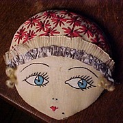 Fabulous Art Deco Stuffed Face