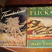 My Fried Flicka and Thunderhead