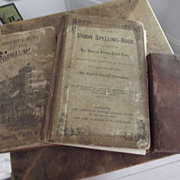 Trio of Old Books
