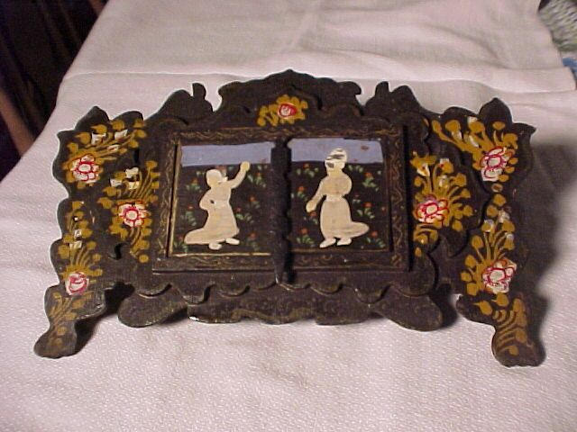 Early  Folk Art Mirror