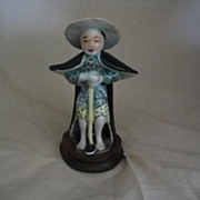 REDUCED Oriental Porcelain Figure