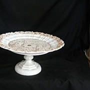 REDUCED Meissen Porcelain Compote