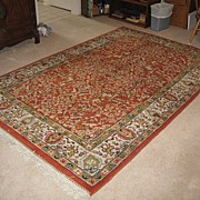 REDUCED Indo Serape Oriental Rug