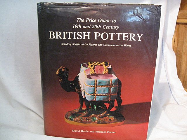 Price Guide To 19th & 20th Century British Pottery""