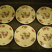 SALE Charles Field Haviland Limoges set bird plates