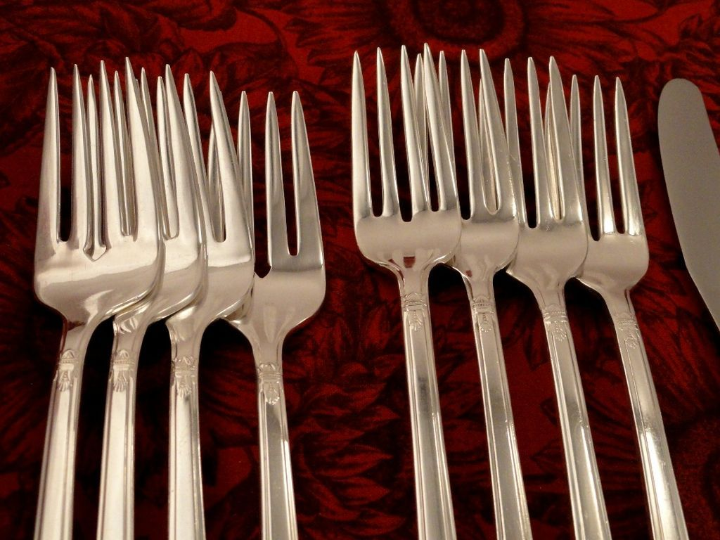 dating rogers bros silverware Amazoncom: 1847 rogers bros silverplate vintage 67 mixed silverware pieces 1847 rogers bros with chest wm rogers & son, cereta, reed & barton by rogers bros.