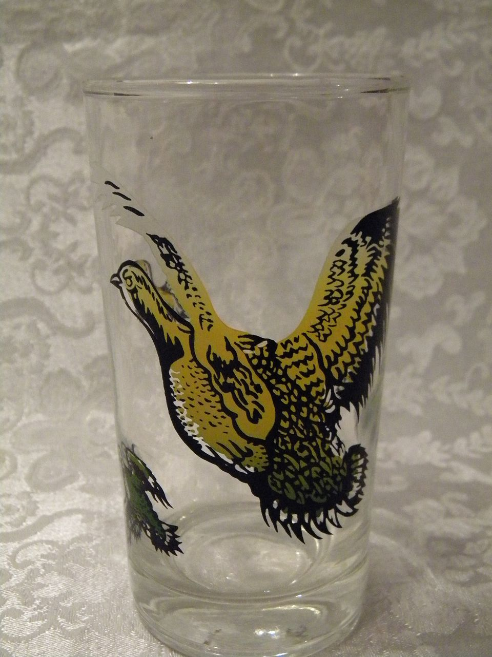 Boscul Peanut Butter Quail Drinking Glass