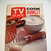 1970 TV Guide Cookbook