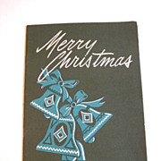 1964 Michigan Consolidated Gas Company Christmas Cookbook