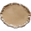 18th Century Augsburg Sterling Silver Salver