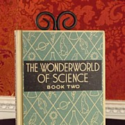 1950 School Book  The Wonderful World of Science Book 2