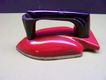 Sunny Suzy Red Play Toy Iron with Bakelite Handle by Wolverine Toys