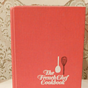 1968 Julia Child  ~ The French Chef Cookbook Cook Book