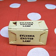 Sylvania Exciter Lamp in original packaging