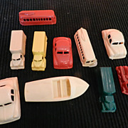 Celluloid toys