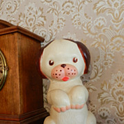 1972 Poky Little Puppy Plastic Piggy Bank