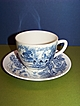 "Enoch Wedgwood "" Countryside "" Pattern Cup and Saucer"