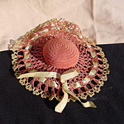 Vintage Crocheted Pin Cushion