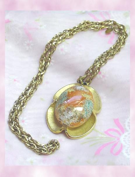 Vintage Judy Lee Pendant Necklace Jewelry