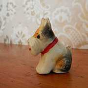 Occupied Japan Small Scottie Dog