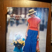 1986 JCPenney Spring and Summer Catalog