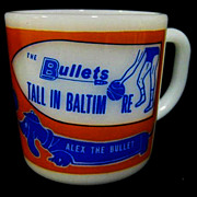 Westfield NBA Mug Bullets - Perfect